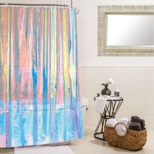 Other - ❤️ Iridescent Shower Curtain